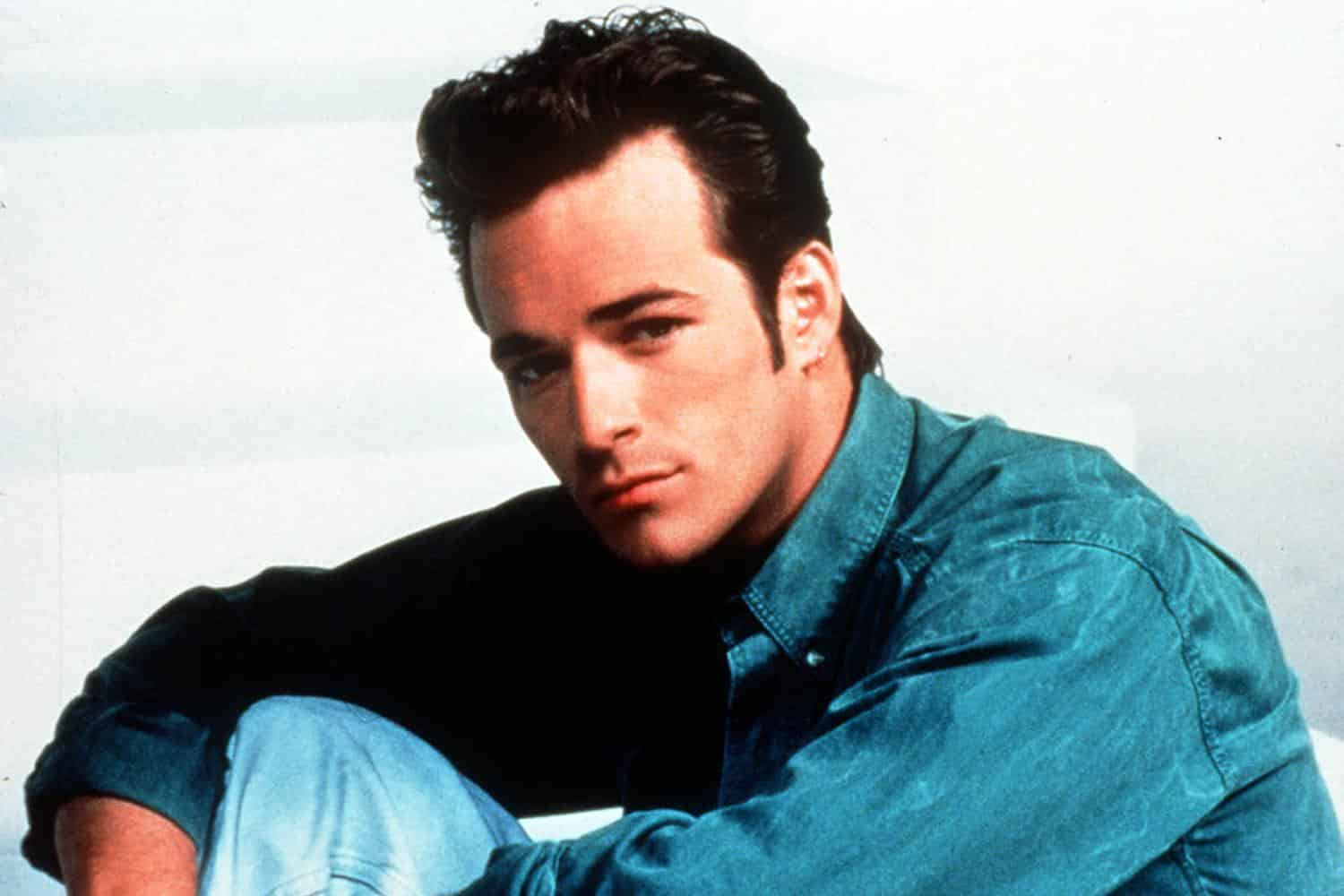 Fallece el actor Luke Perry por derrame cerebral