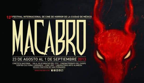 Festival Macabro, Cineteca Nacional