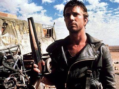 Mel Gibson como Mad Max