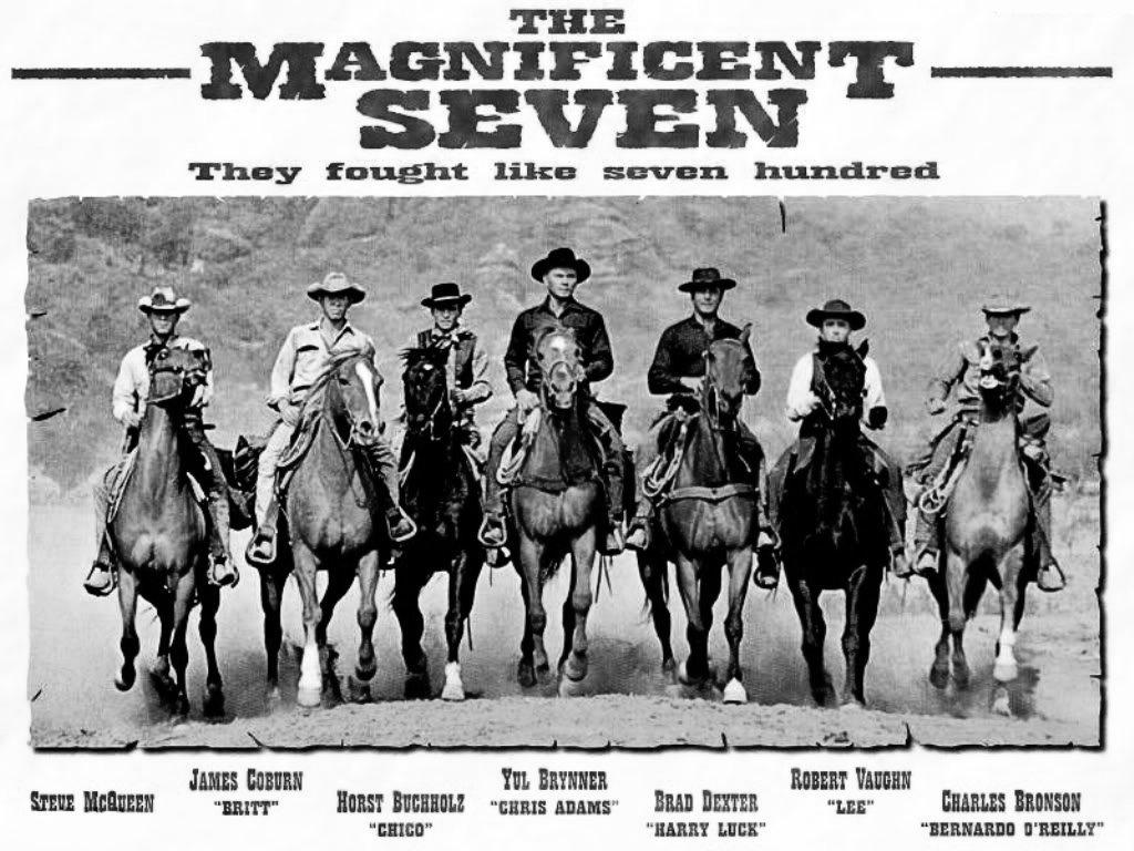 magnificent seven remake