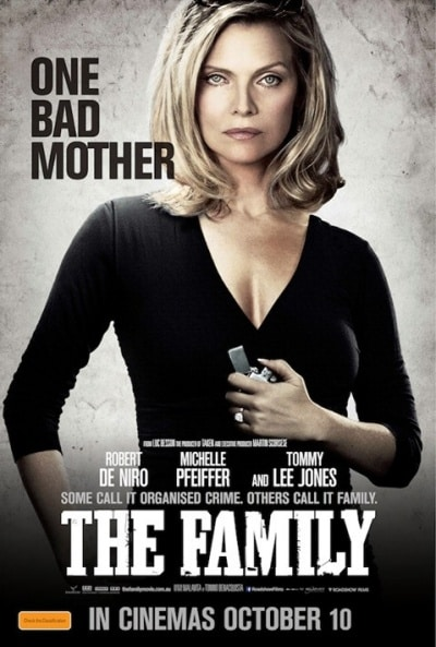 Una familia peligrosa, Zima