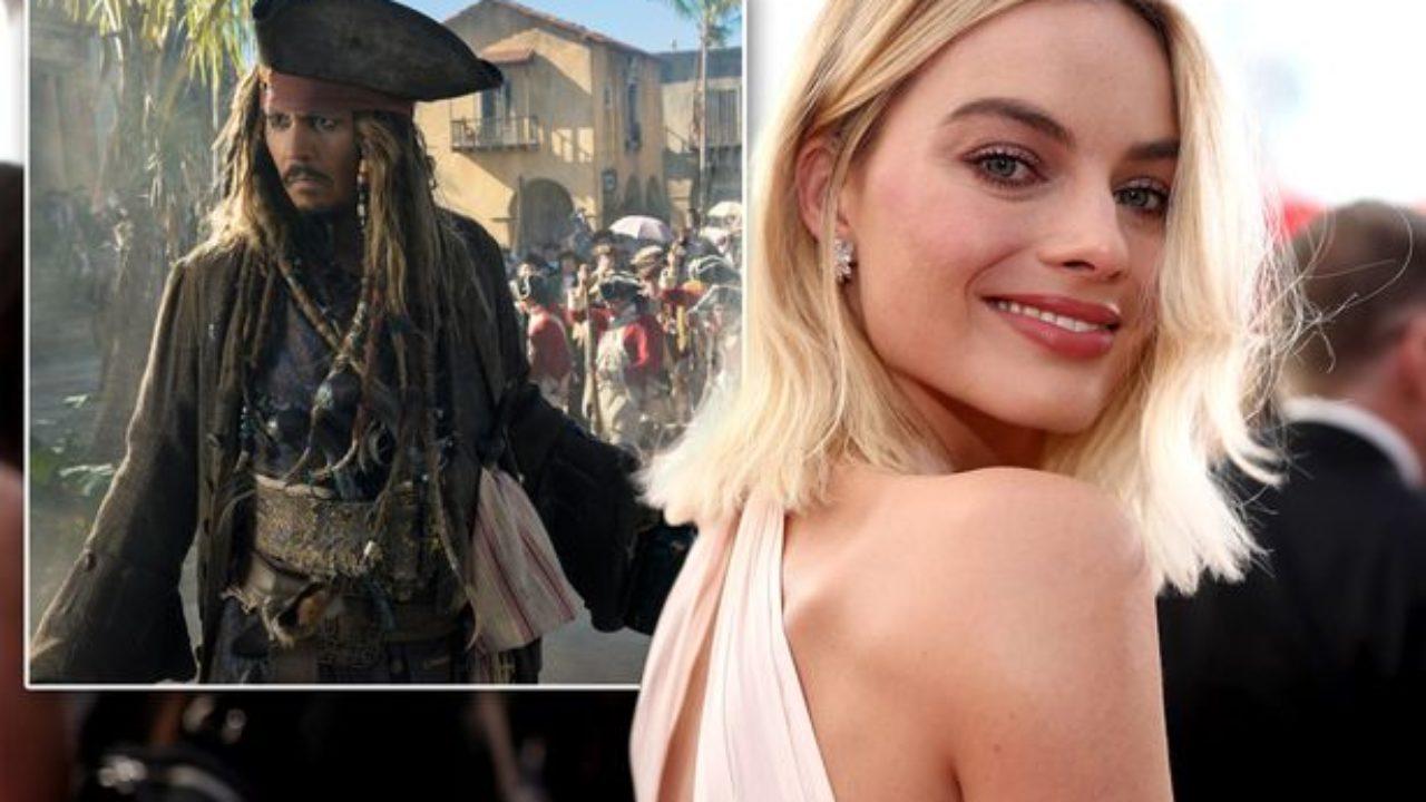 La actriz Margot Robbie protagonizará nueva versión de Pirates of the Caribbean