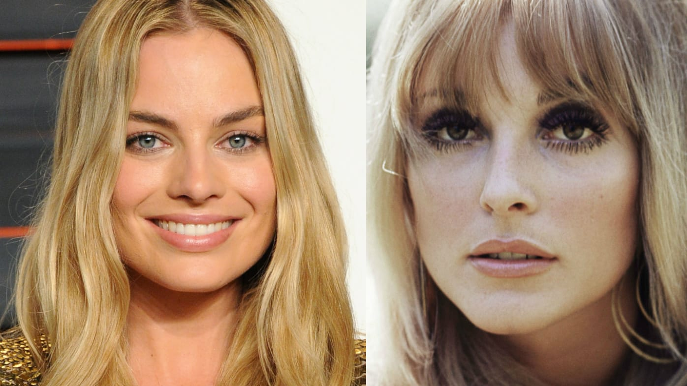Primer vistazo a Margot Robbie como Sharon Tate en Once Upon a Time in Hollywood de Quentin Tarantino