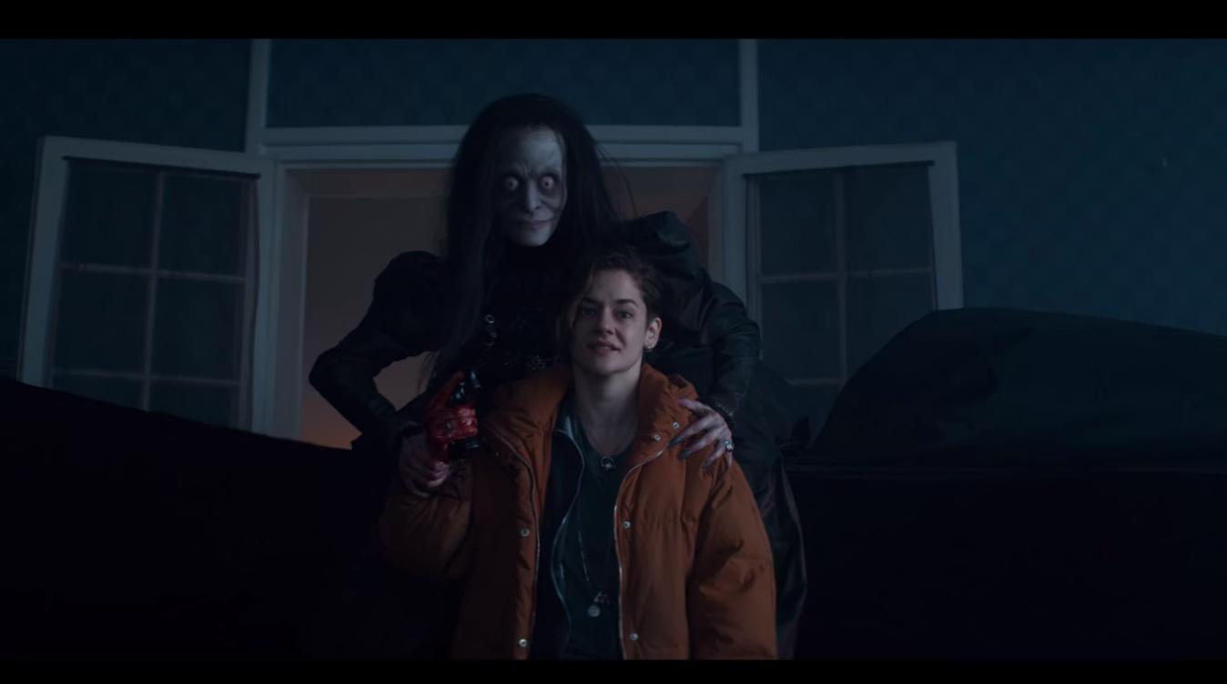 Netflix cancela la serie de terror Marianne de Samuel Bodin