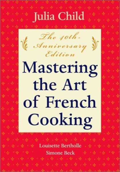 Portada de Mastering the Art of French Cooking