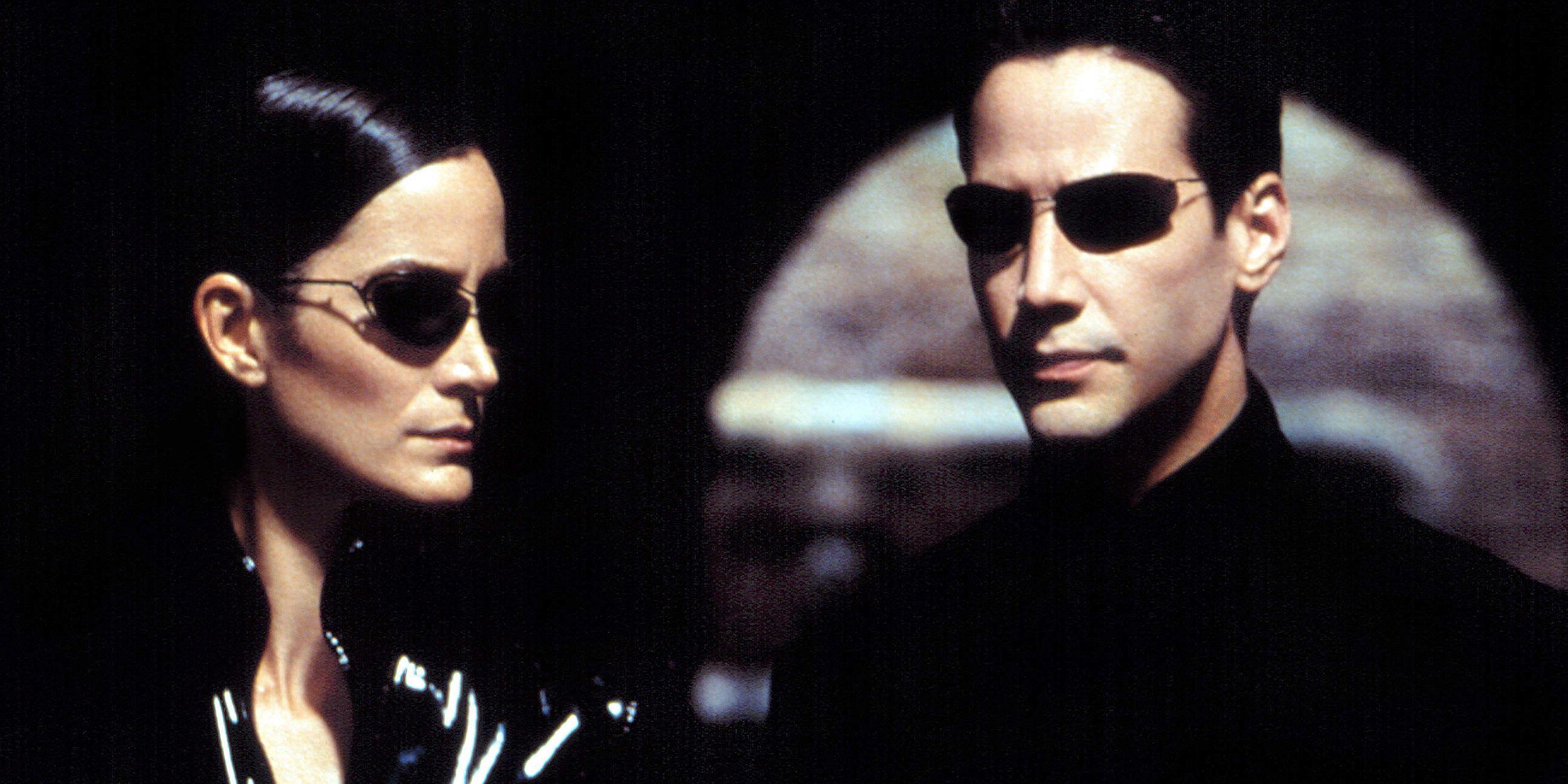 Los actores Keanu Reeves y Carrie-Anne Moss hablan sobre Matrix 4