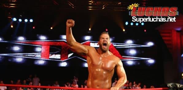 Matt Morgan - Foto cortesía de TNAwrestling.com / Súper Luchas