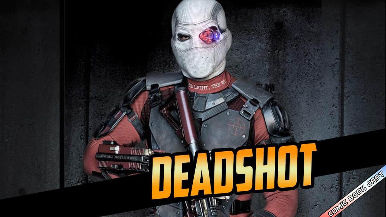 Suicide Squad, Deadshot