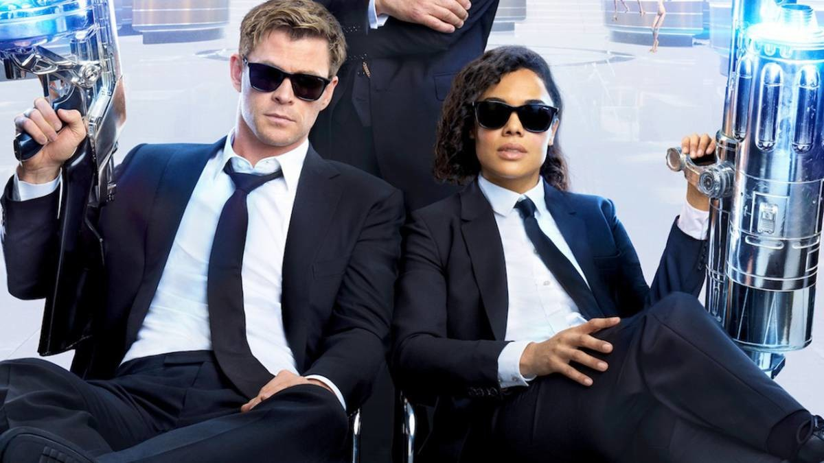 Men in Black: International lidera taquilla en EUA con peor estreno de la saga
