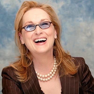Meryl Streep, exitosa a los sesenta