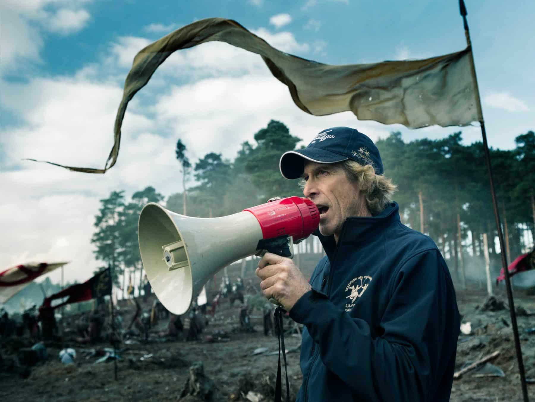 Michael bay dirigirá 6 Underground y Robocalypse, siguientes proyectos luego de Transformers: The Last Knight.