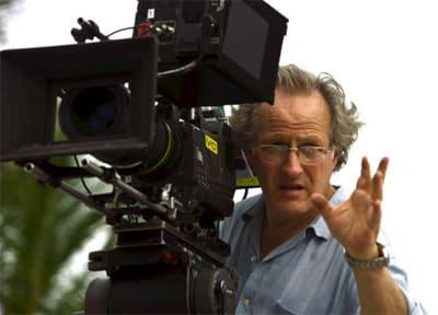 El director Michael Mann