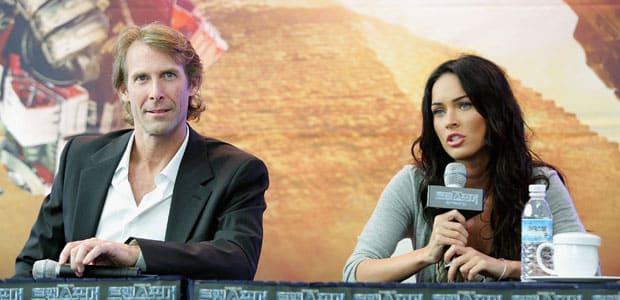 Michael Bay y Megan Fox, listos para Transformers 3