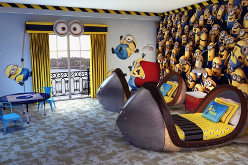 minions hotel