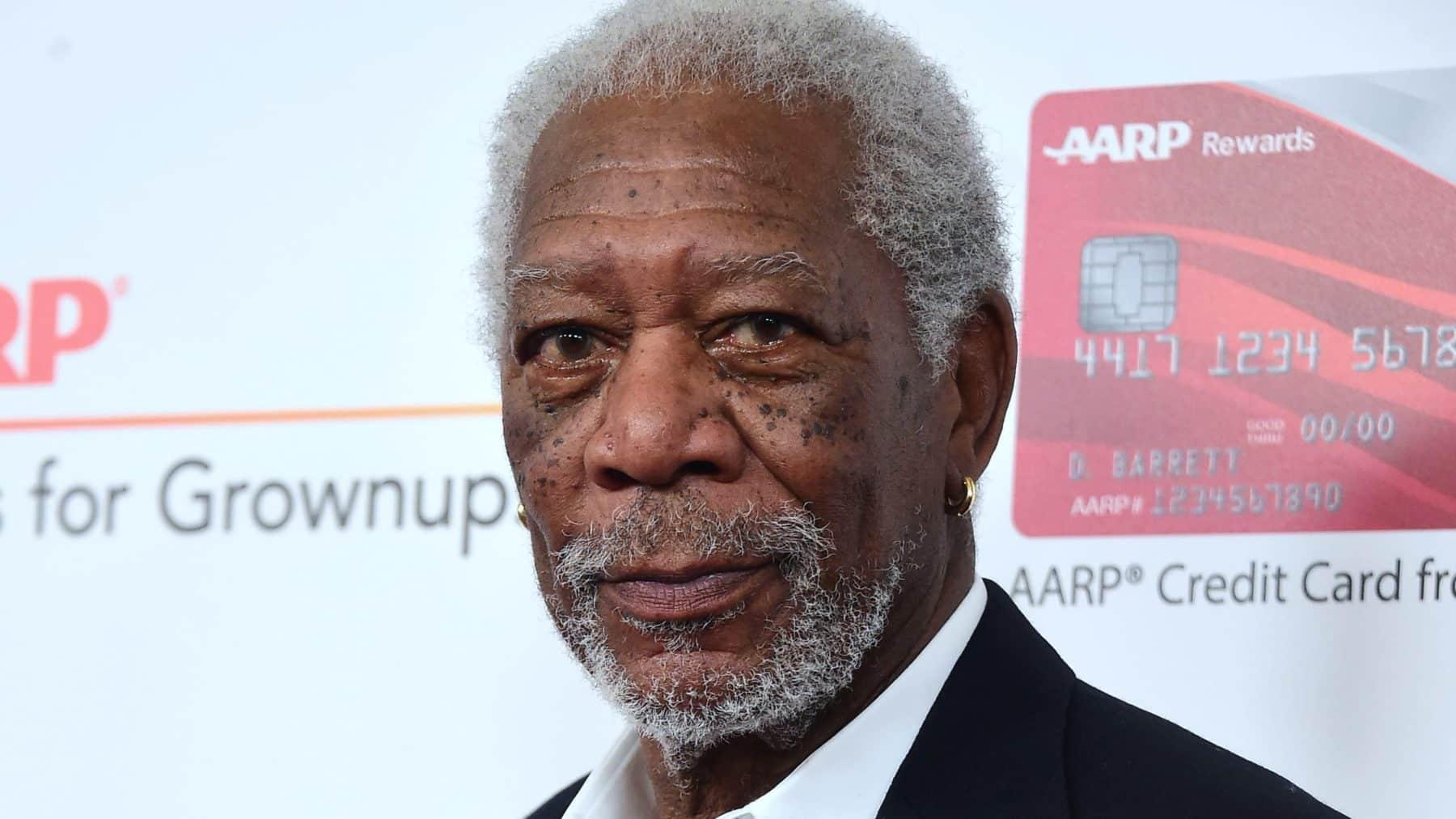 Morgan Freeman responde a las acusaciones en su contra de la pieza de investigación de CNN.