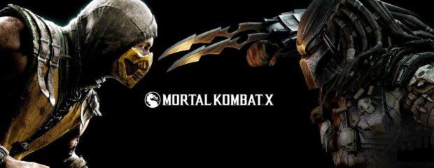 Mortal Kombat X Predator DEPREDADOR