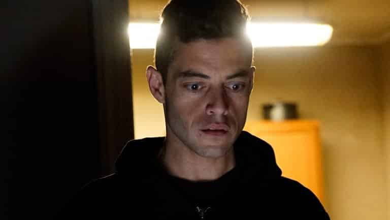 Mr. Robot, USA Network.