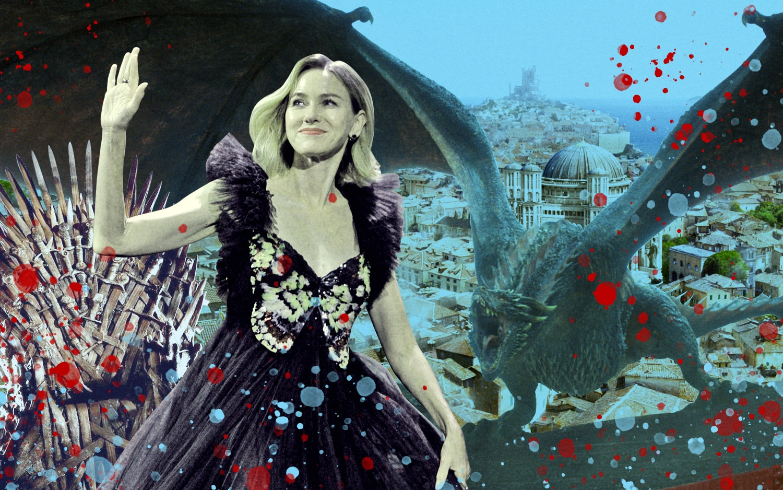 Naomi Watts protagonizará serie precuela de Game of Thrones en HBO