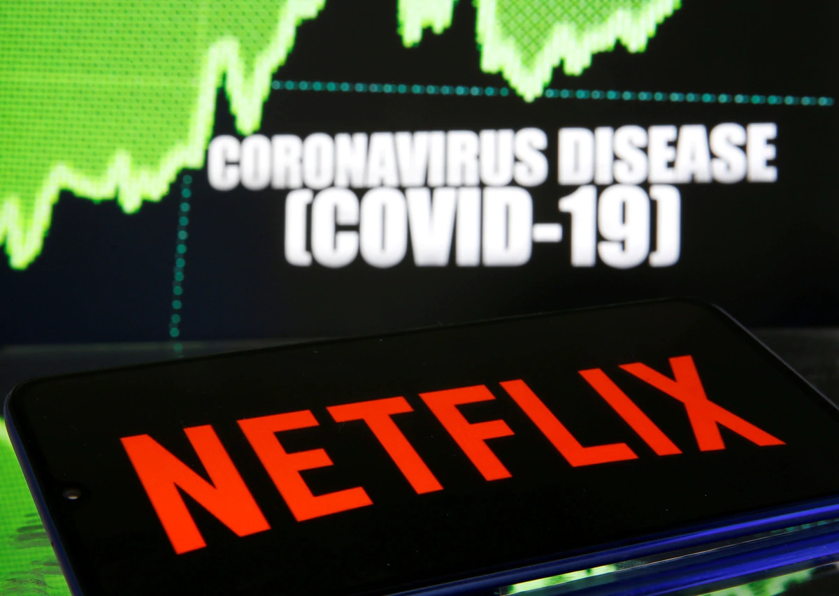 Netflix disminuye ancho de banda por coronavirus COVID-19