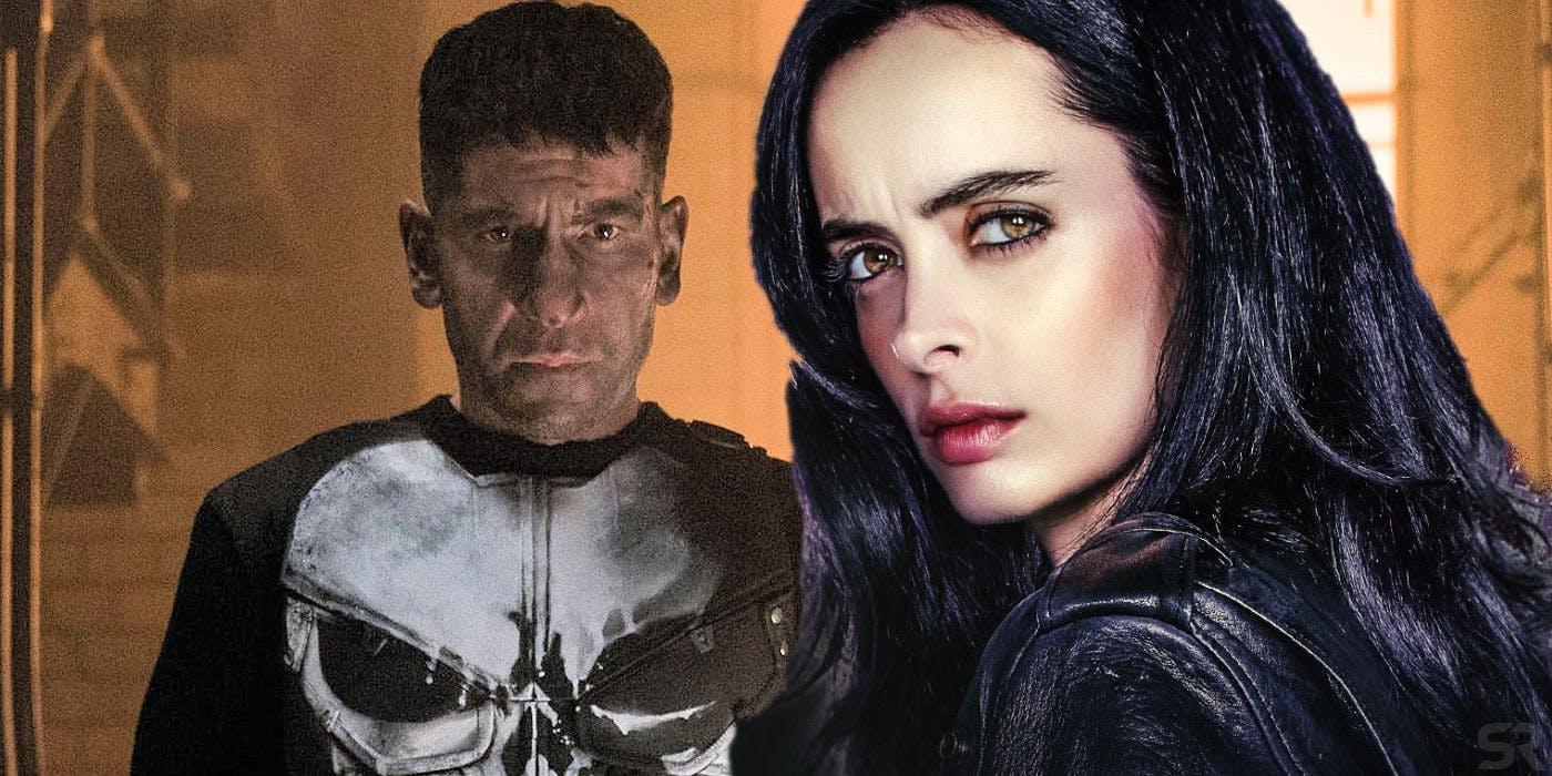 Netflix cancela The Punisher y Jessica Jones de Marvel TV