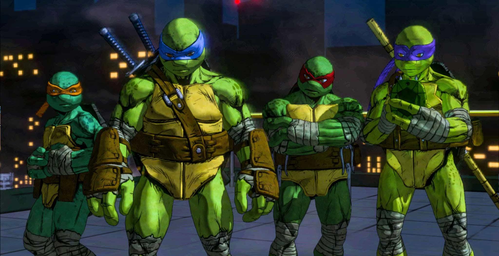 Teenage Mutant Ninja Turtles tendrá reboot animado con Nickelodeon