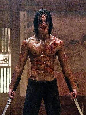 Asesino Ninja, gore y espadazos
