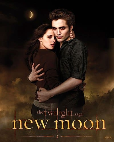 New Moon Poster oficial