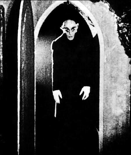 Escena de Nosferatu