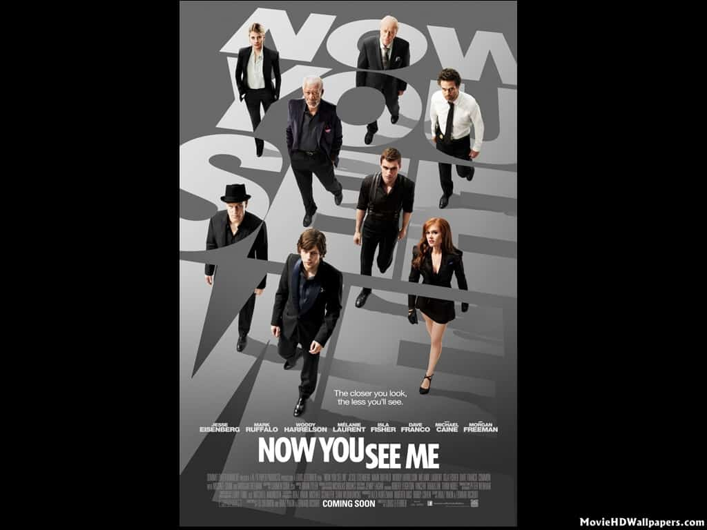 Now you see me, Corazón films