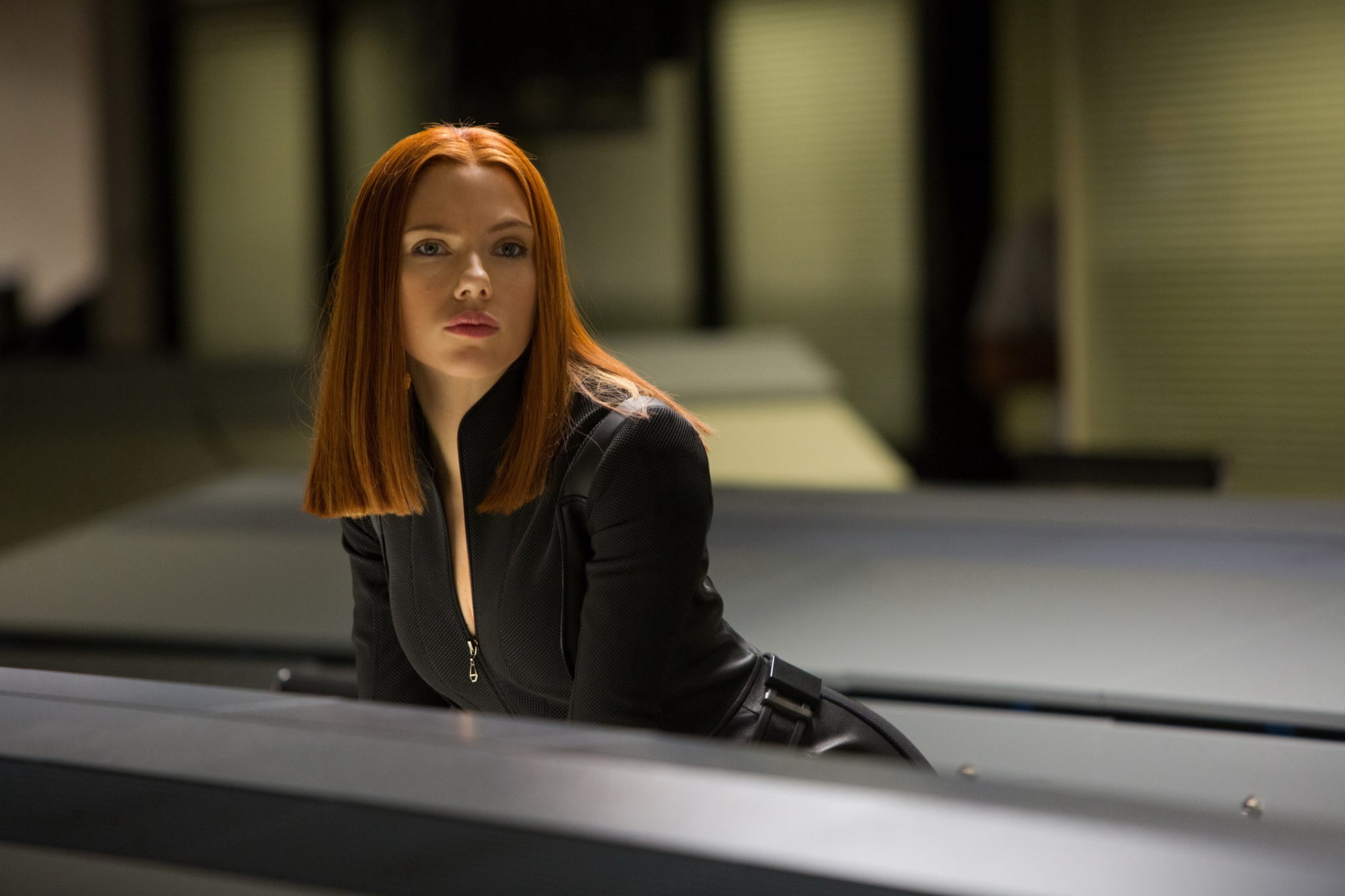 Black Widow Scarlet Johansson 2