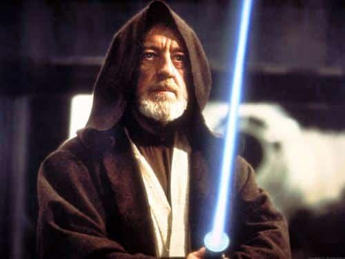El sacrificio de Obi Wan