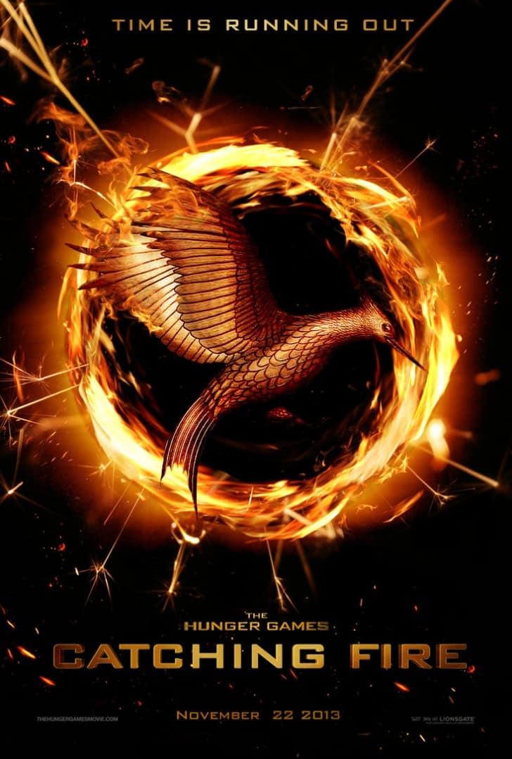 """""""Los juegos del hambre 2: En llamas"""" (The Hunger Games: Catching Fire)"""