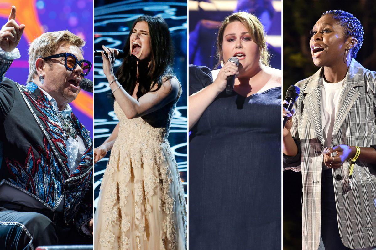 Oscars 2020: Los artistas que cantarán en la ceremonia de 2020