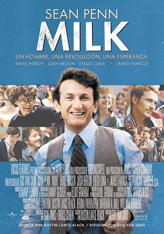 Poster de Milk