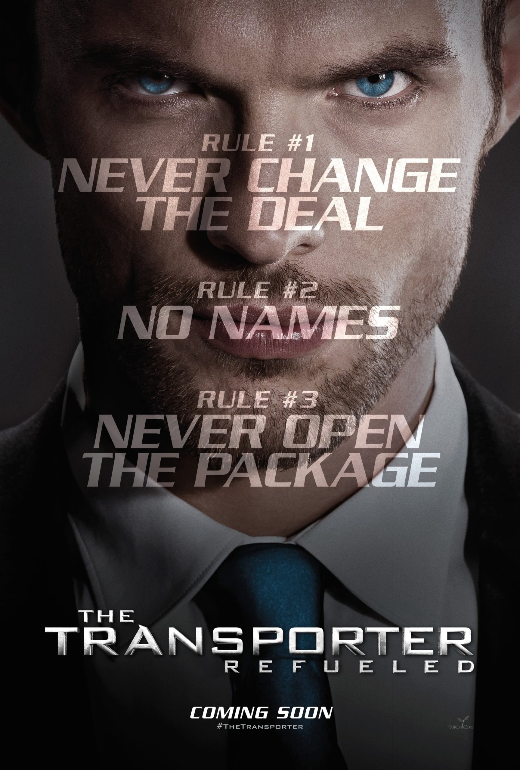 Posters Transporter Refueled