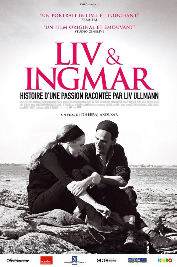 Liv e Ingmar, Cineteca Nacional