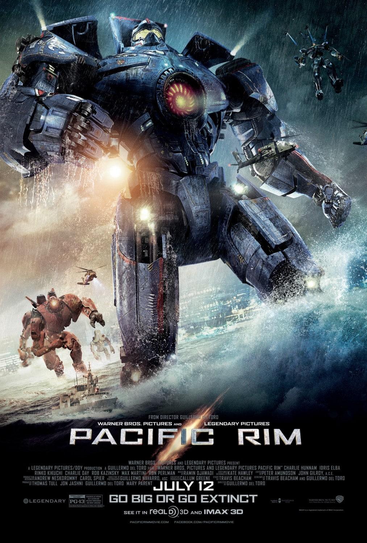 Pacific Rim, Legendary Pictures