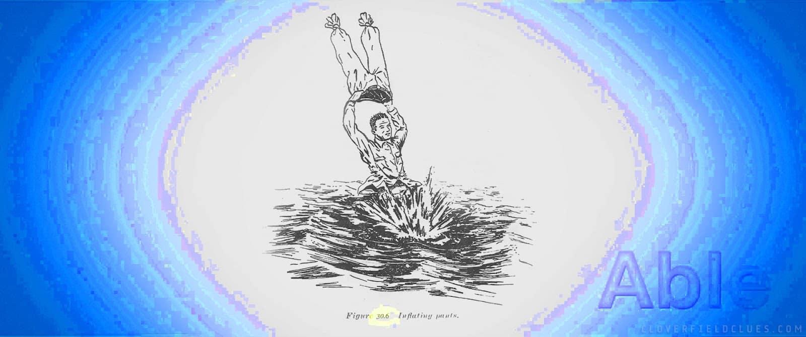 Parachute Pants - 30.6 (Able)