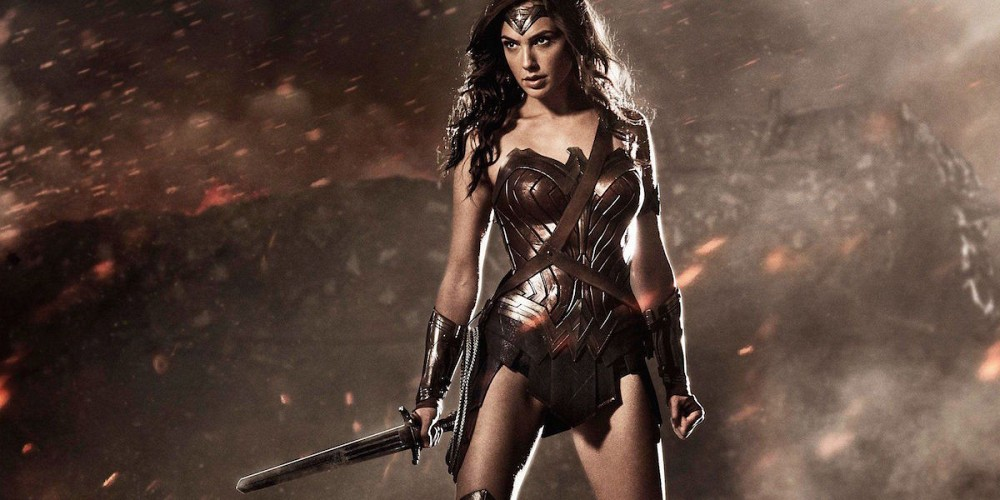 Gal Gadot, Wonder Woman, DC Comics.