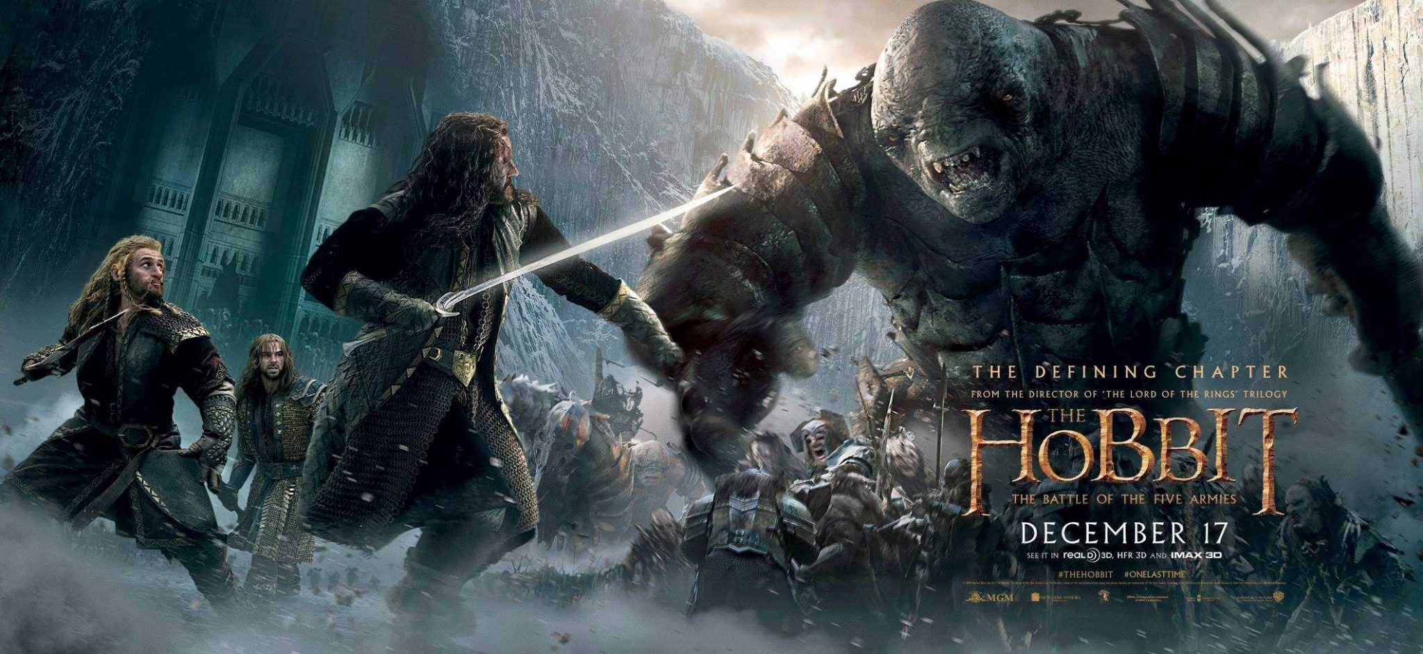 The Hobbit: The Battle of the Five Armies poster 23