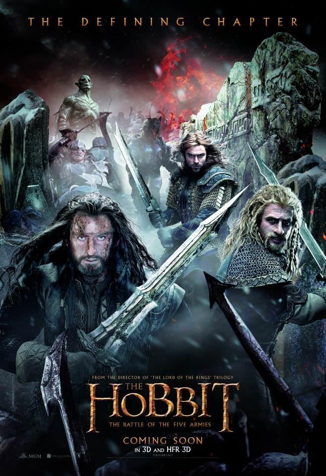 poster milesimo the hobbit