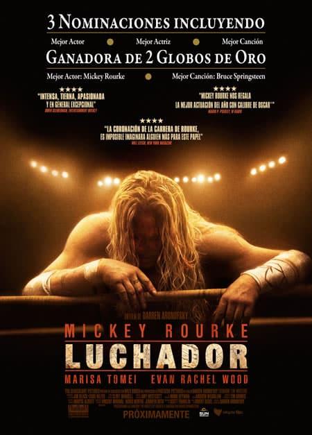 poster-the-wrestler-luchador-mexico