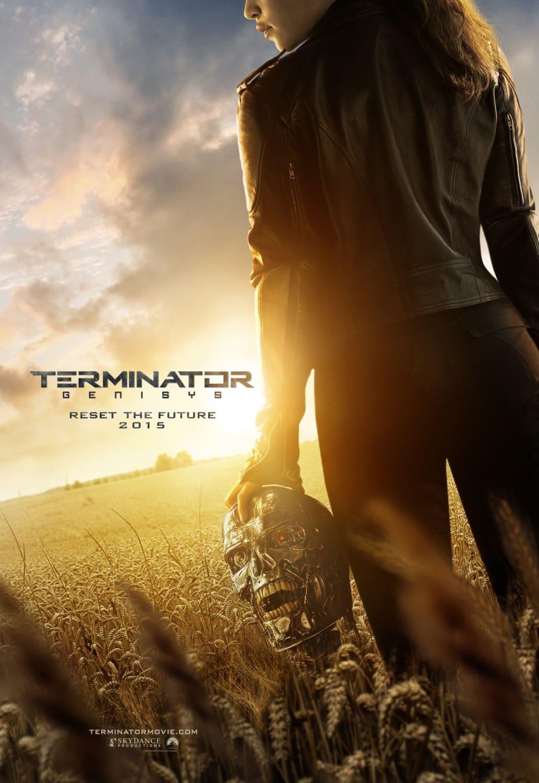 Poster de Terminator Genisys