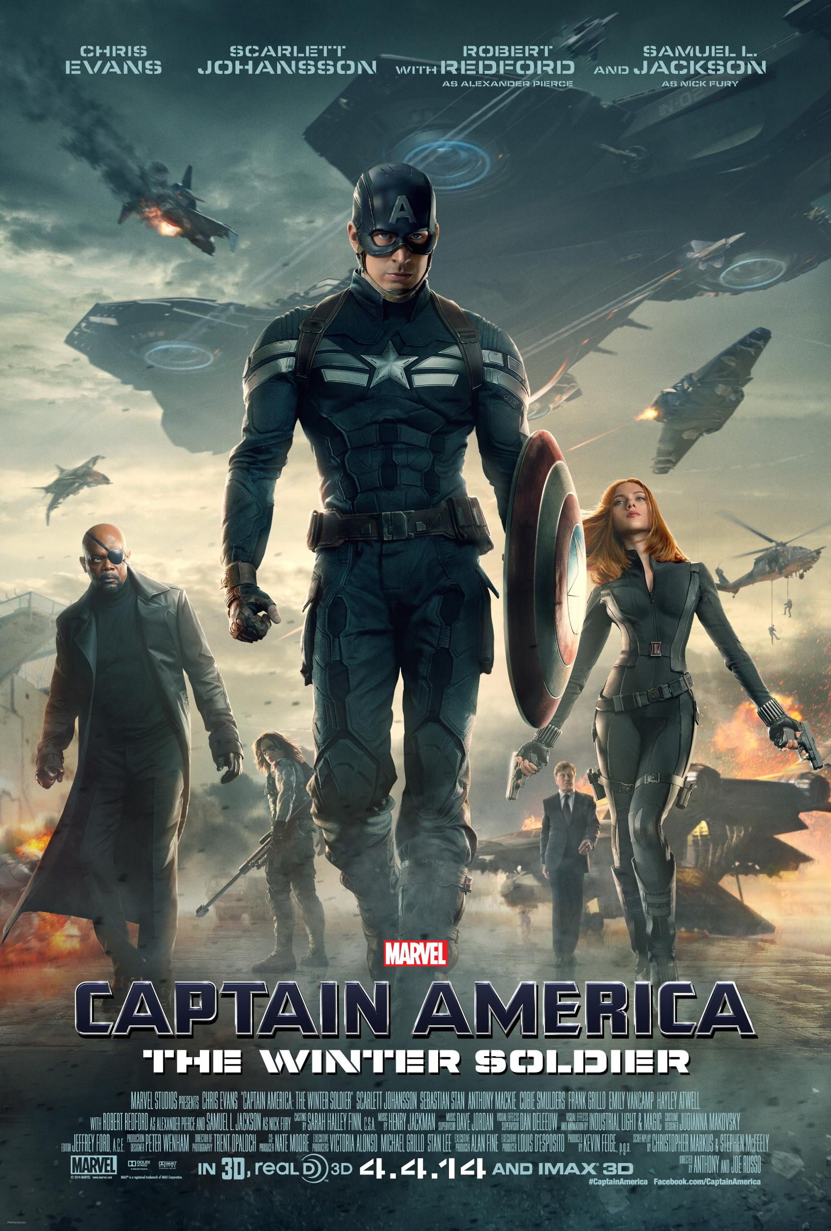 Cap America TWS
