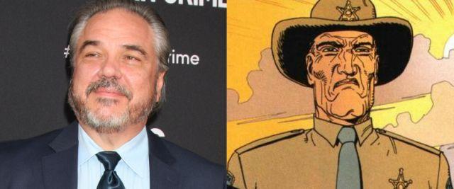 preacher-sheriff W. Earl Brown