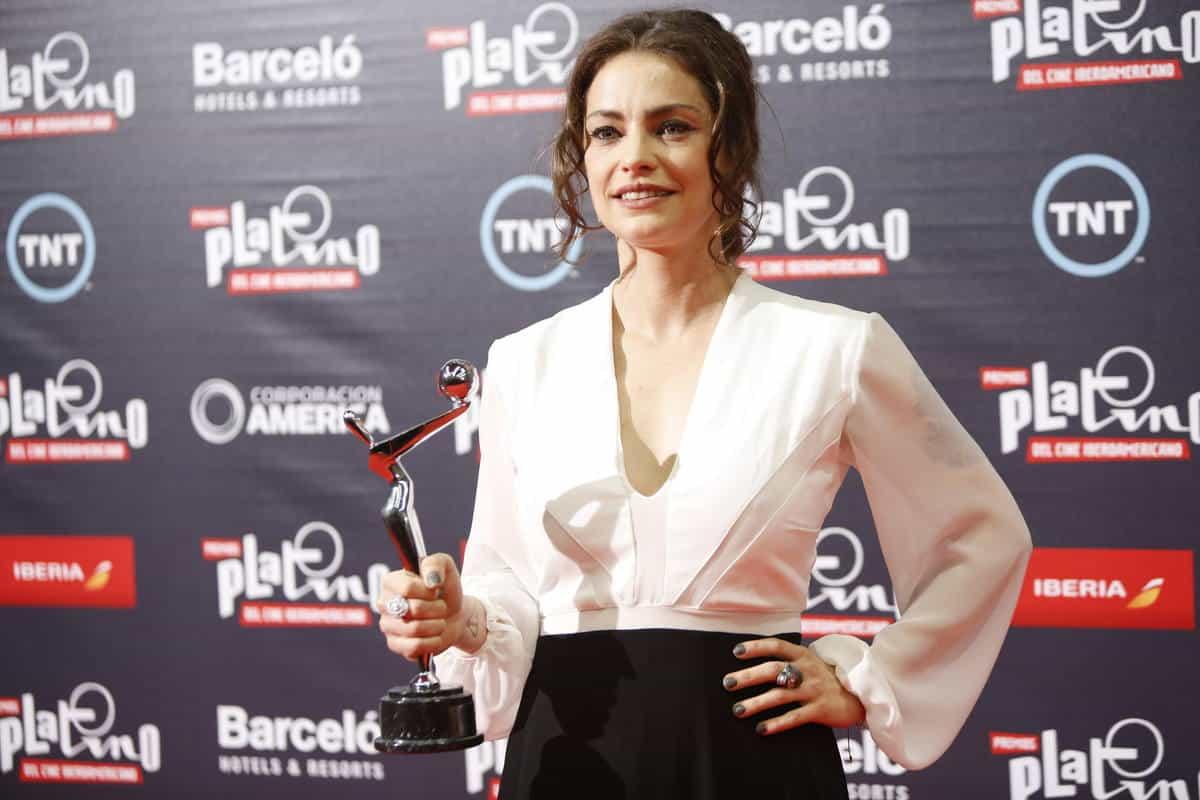 La actriz argentina Dolores Fonzi se llevó a casa el premio como Mejor Actriz por la película Paulina.