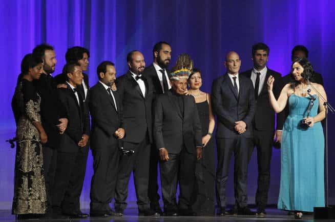 El Abrazo de la Serpiente, la gran ganadora de la III Edición.