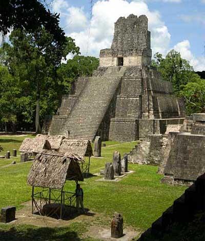 pyramid-tikal
