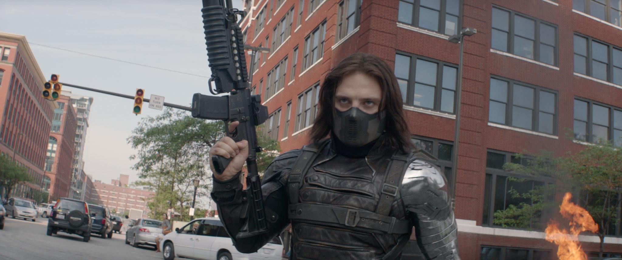 The Winter Soldier Sebastian Stan