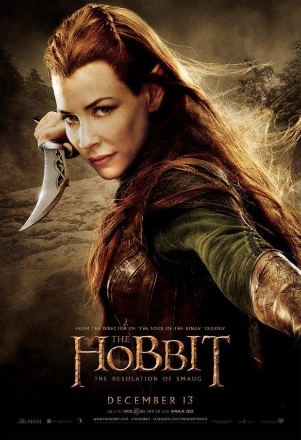 the hobbit tauriel